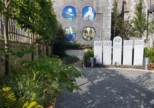 Augustinian Garden of Remembrance, Drogheda